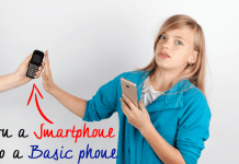How to Turn a Smartphone into a Basic phone