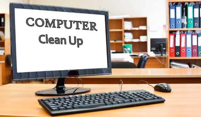 Computer Clean Up