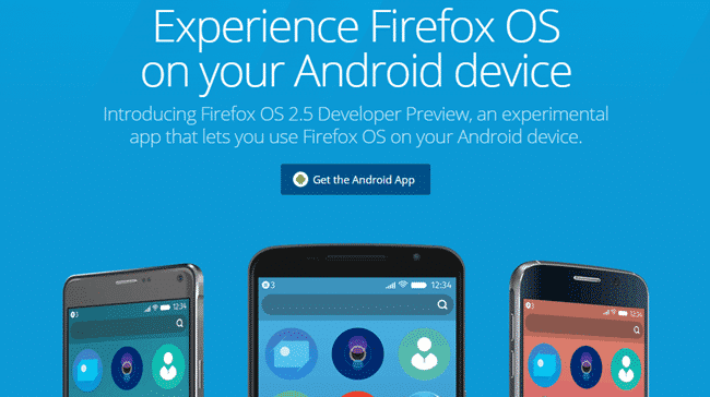 Download and Install Firefox OS 2.5 on Android Devices