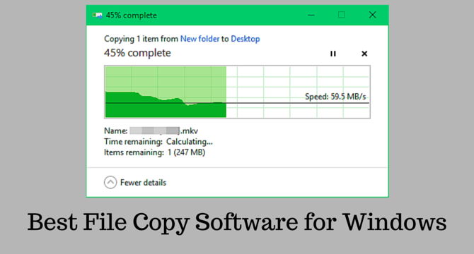 Best File Copy Software 2018