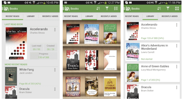 best ebook reader for android phones