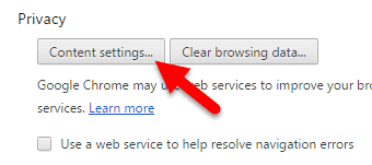 Automatically Delete Browsing History chrome