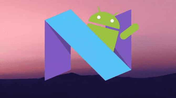 New Android N Features