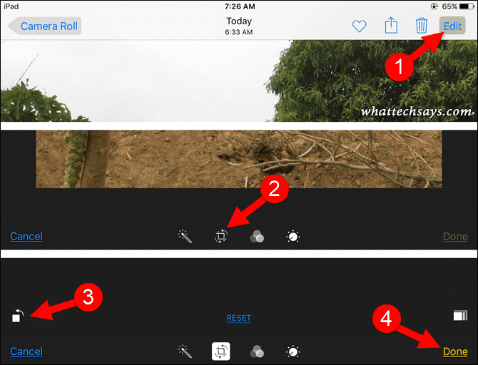 Enable Unlimited Photo Zooming on iOS