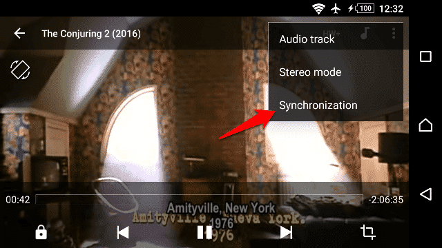 audio video sync android