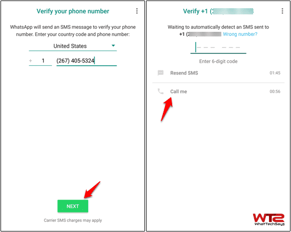 How to Use Whatsapp without Mobile Number