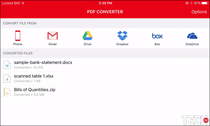 PDF Converter Ultimate Review