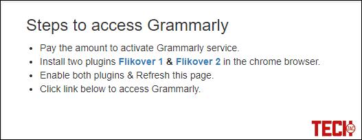 Get Grammarly Premium Account Account at $3