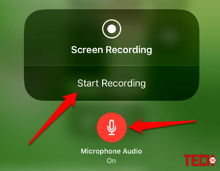Record iPhone or iPad Screen with Sound in iOS 11