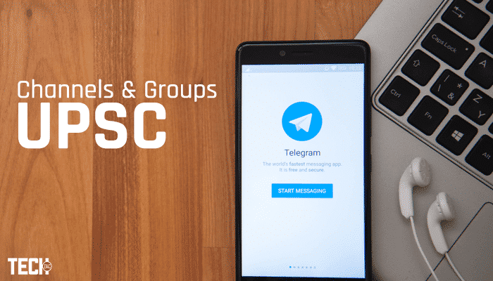 Best Telegram Channels and Groups for UPSC Preparation