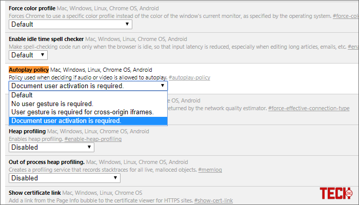 How to Stop Autoplay Videos in Chrome