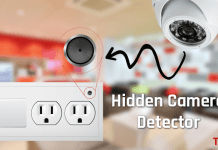 Hidden Camera Detector Apps for Android