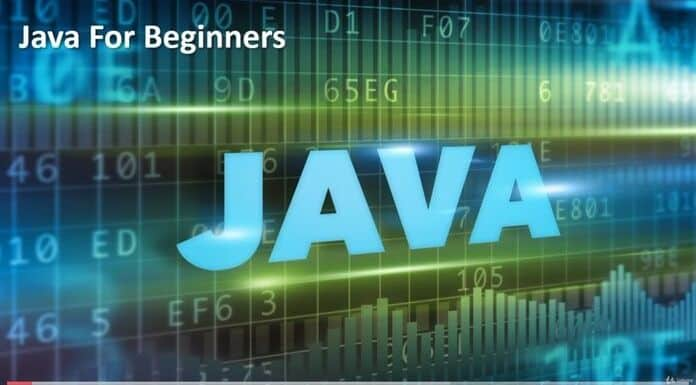 Java Programming Udemy Course