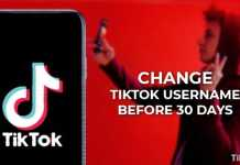 How to Change TikTok Username Before 30 Days